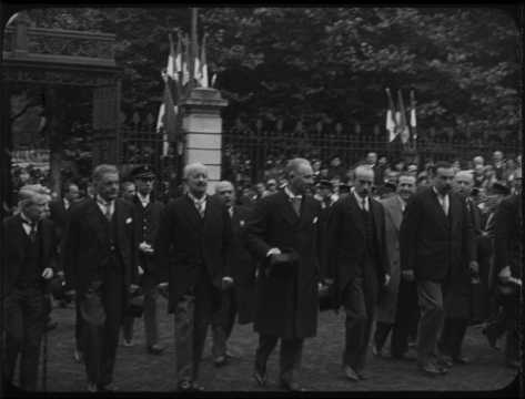 Fêtes présidentielles, visite de M. Albert Lebrun Président de la République, 22 octobre 1933   (Les) | Ville de Saint-Etienne