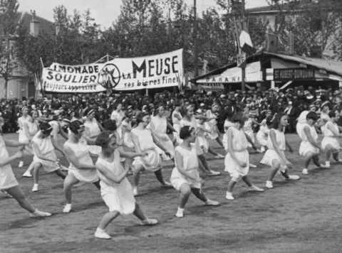 Kermesse exposition à Saint-Étienne 1935 (La) | Eugène Reboul