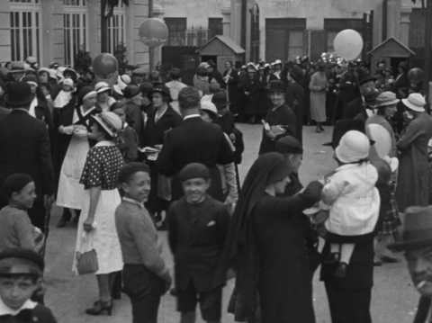 Semaine de l'enfance mai 1933  | Eugène Reboul